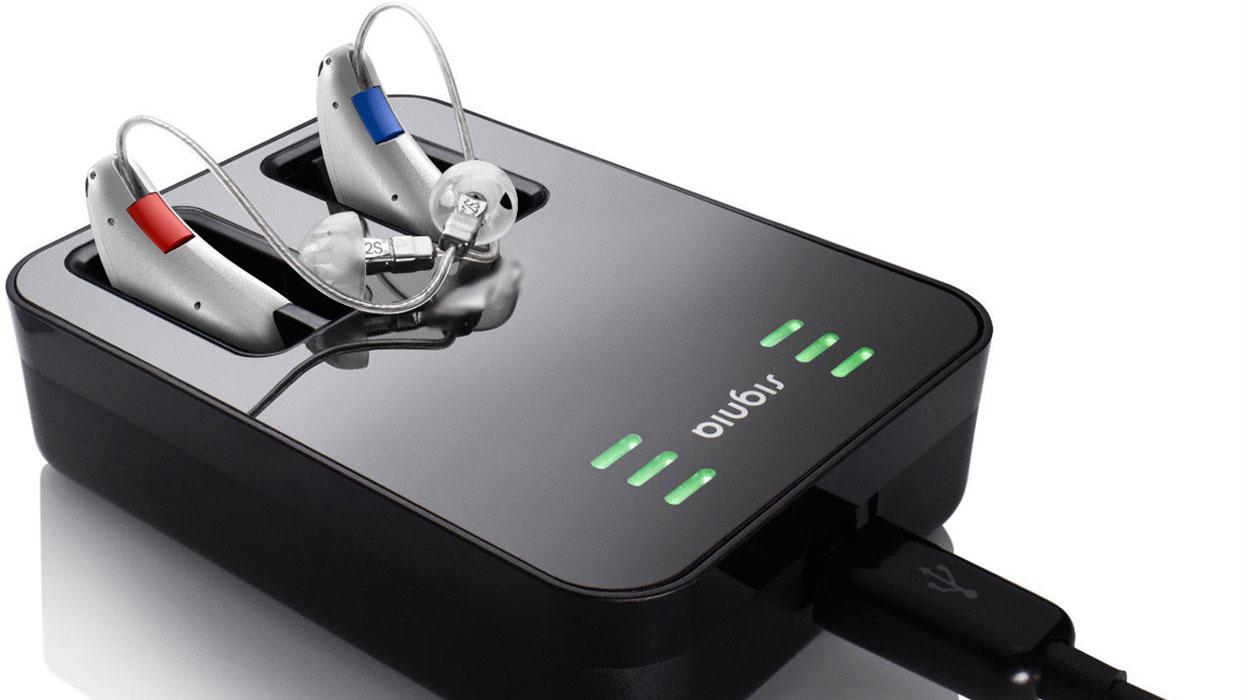 signia xperience pure charge go x luidspreker in-het-oor hoorapparaat